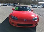 2006 MAZDA MX-5 MIATA  2D CONVERTIBLE  2.0L I-4 MPI DOHC RED IN COLOR, 65413 MILES, 5 SPEED LOCATED AT RAINBOW MOTORS INC 937 E STONE DR KINGSPORT TN 37660 423-288-5827 RAINBOWMOTORSINC.COM