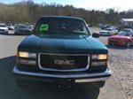 1998 GMC YUKON  4D SUV 4WD  5.7L V8 SFI GREEN IN COLOR, 120889 MILES LOCATED AT RAINBOW MOTORS INC 937 E STONE DR KINGSPORT TN 37660 423-288-5827 RAINBOWMOTORSINC.COM