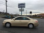 2011 TOYOTA CAMRY  4D SEDAN  2.5L I-4 SFI DOHC VVT-I 2 AUTOMATIC, GOLD IN COLOR, 105127 MILES LOCATED AT RAINBOW MOTORS INC 937 E STONE DR KINGSPORT TN 37660 423-288-5827 RAINBOWMOTORSINC.COM