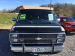 1983 CHEVROLET G20 VANS  CARGO VAN  5.0L V8 4BBL AUTOMATIC BLUE IN COLOR LOCATED AT RAINBOW MOTORS INC 937 E STONE DR KINGSPORT TN 37660 423-288-5827