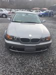 2004 BMW 3-SERIES  2D COUPE  2.5L I-6 EFI DOHC GRAY IN COLOR, 139417 MILES AUTOMATIC, LOCATED AT RAINBOW MOTORS INC 937 E STONE DR KINGSPORT TN 37660 423-288-5827 RAINBOWMOTORSINC.COM