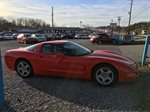 1998 CHEVROLET CORVETTE  2D COUPE  5.7L V8 MFI, AUTOMATIC, RED IN COLOR, 96700 MILES LOCATED AT RAINBOW MOTORS INC 937 E STONE DR KINGSPORT TN 37660 423-288-5827